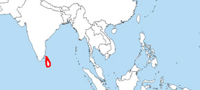 map of sri_lanka